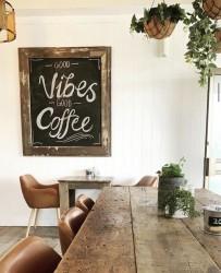 Inside our cafe
